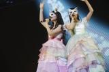 ClariS、ライブでついに素顔解禁 (17年09月17日)