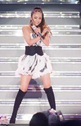 安室奈美恵25周年、故郷・沖縄で5年越し凱旋ライブ 2日間5万2000人熱狂