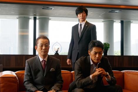 【ドラマ】『相棒16』10・18開始 初回ゲスト・田辺誠一が特命係を追い詰める
