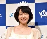 新垣結衣「タレント好感度」初首位 (17年09月25日)