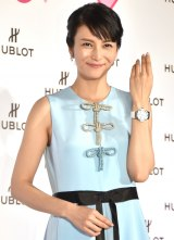 『HUBLOT LOVES WOMEN AWARD 2017』を受賞した柴咲コウ(C)ORICON NewS inc.