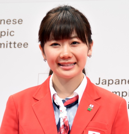 福原愛選手 (C)ORICON NewS inc.