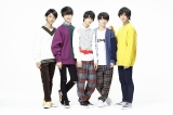 ABCテレビ(関西)・テレビ朝日(関東)にて4月より放送されるオムニバスドラマ『年下彼氏』に出演するLil かんさい