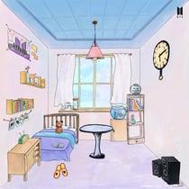 BTSジンが「ARMYの部屋」を仕上げ 子犬の名前は「バンタンにしたらどう?」