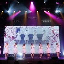 =LOVE メンバー出身地を回るツアー開幕 1stアルバム収録の新曲初披露
