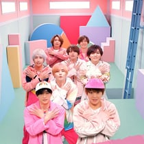 "Hey! Say! JUMP、縦型MVを今夜公開 ""マッスルダンス""を近距離で"