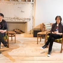 B'z稲葉浩志×Mr.Children桜井和寿、2大ボーカル初対談 「水を飲むのも忘れて」70分超えトーク