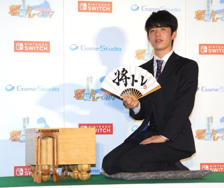棋士 藤井 聡太 の 将棋 トレーニング