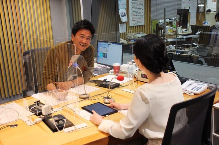 ニッポン放送、新型コロナ対策にアクリル板 スペシャルウィークは ...