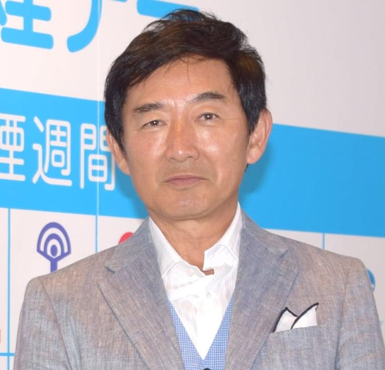 新型コロナ感染の石田純一が退院報告 感謝の思い伝える「大切な一歩 ...