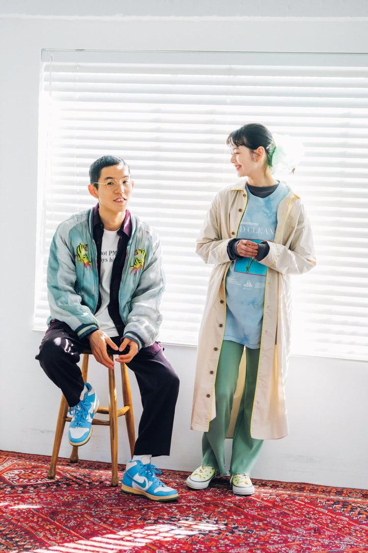 """四千頭身・都築拓紀、ファッションモデル初挑戦 オール私物で""""カップル ..."""
