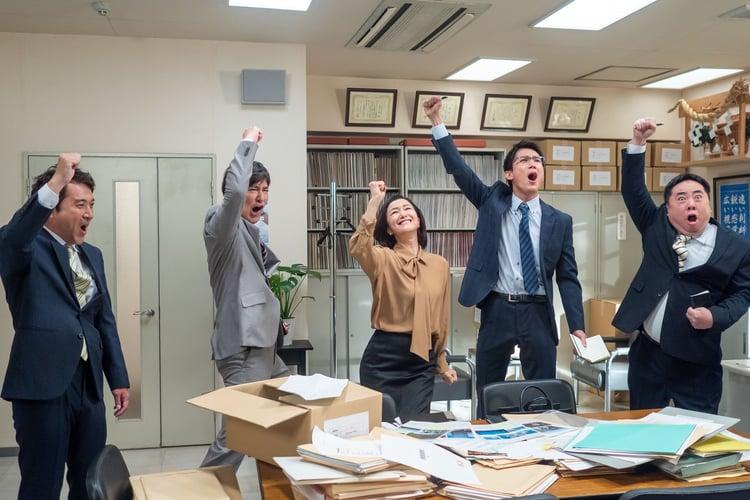 画像・写真 | 鈴木京香、7年ぶり『LIFE!』登場 美しき刑事部長に 2枚目 | ORICON NEWS