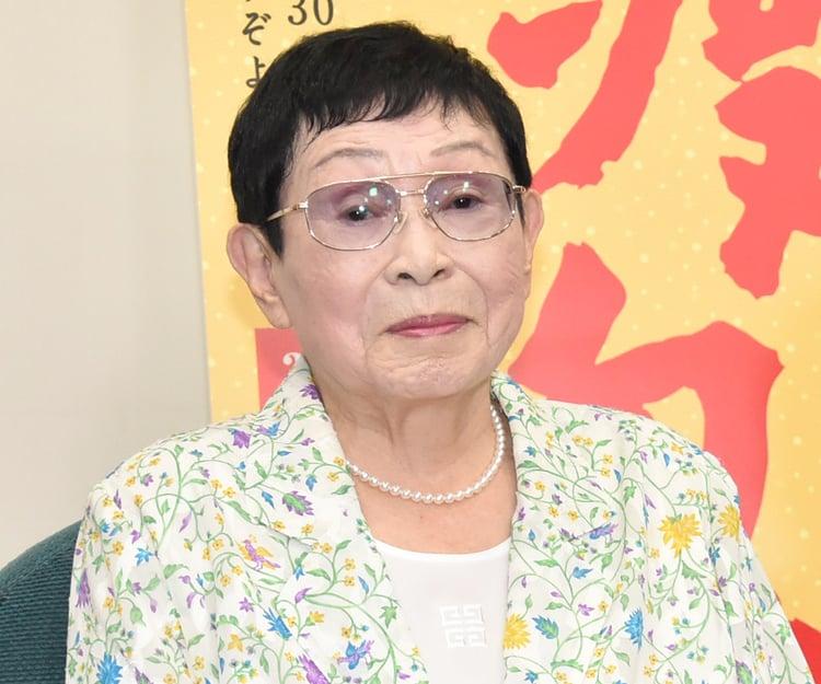 脚本家・橋田壽賀子さん急性リンパ腫のため死去 95歳 『おしん』『渡る世間は鬼ばかり』など   ORICON NEWS