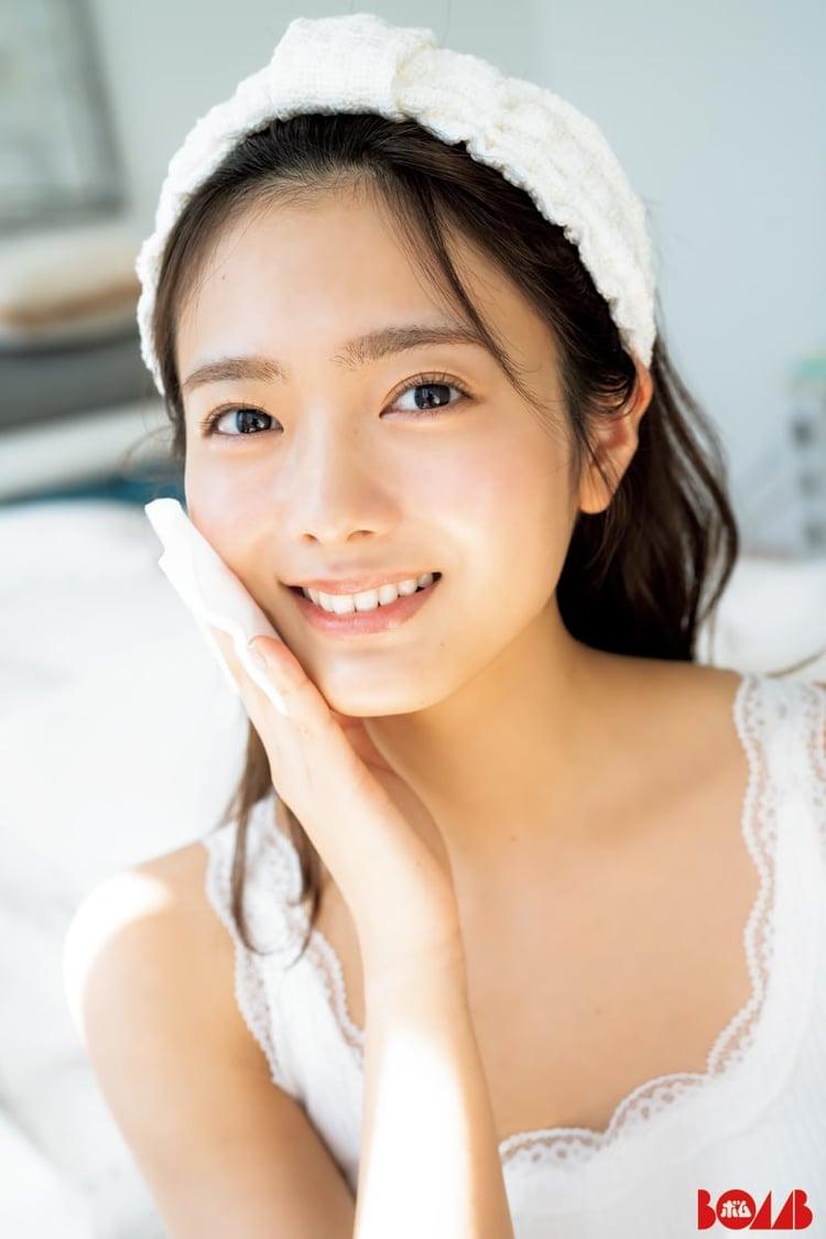 """櫻坂46""""彼女にしたいNo.1""""田村保乃と一緒に暮らしたら… 『BOMB』初単独 ..."""