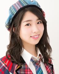 岩立沙穂(AKB48 Team B)