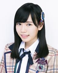 運上弘菜(HKT48 Team KIV)