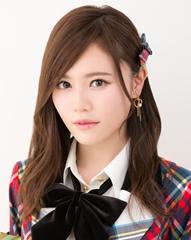 込山榛香(AKB48 Team K)