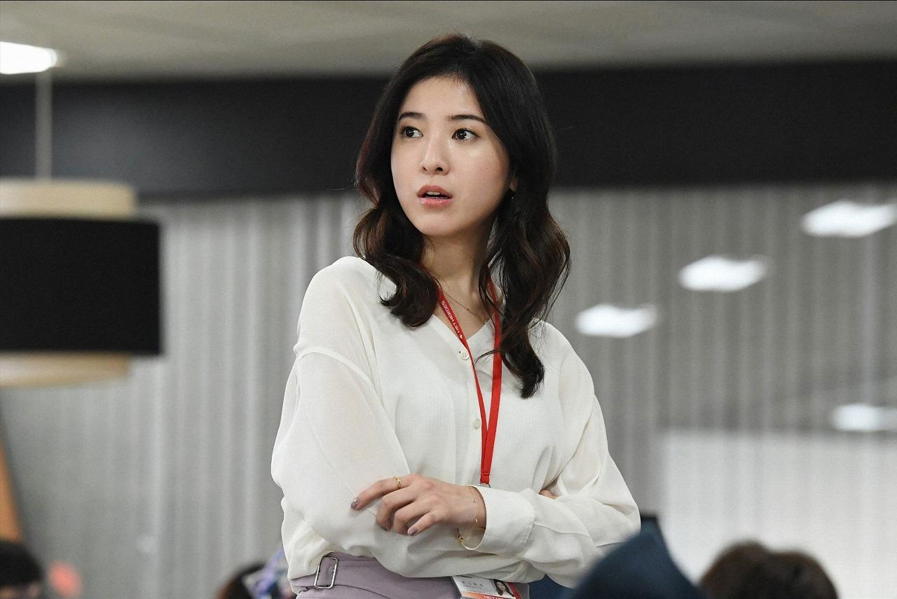 火曜ドラマ『わたし、定時で帰ります。』|主演:吉高由里子