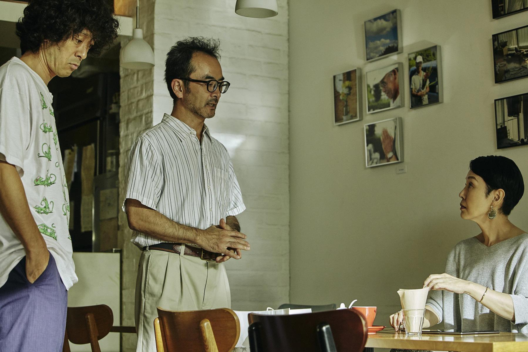 ドラマ24『コタキ兄弟と四苦八苦』|主演:古舘寛治、滝藤賢一