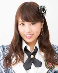 沖田彩華(NMB48 Team BII)