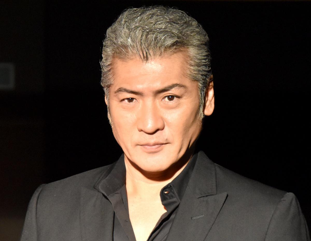 吉川晃司、三国志は「ものすごく魅力的でファンタジー」 | ORICON NEWS