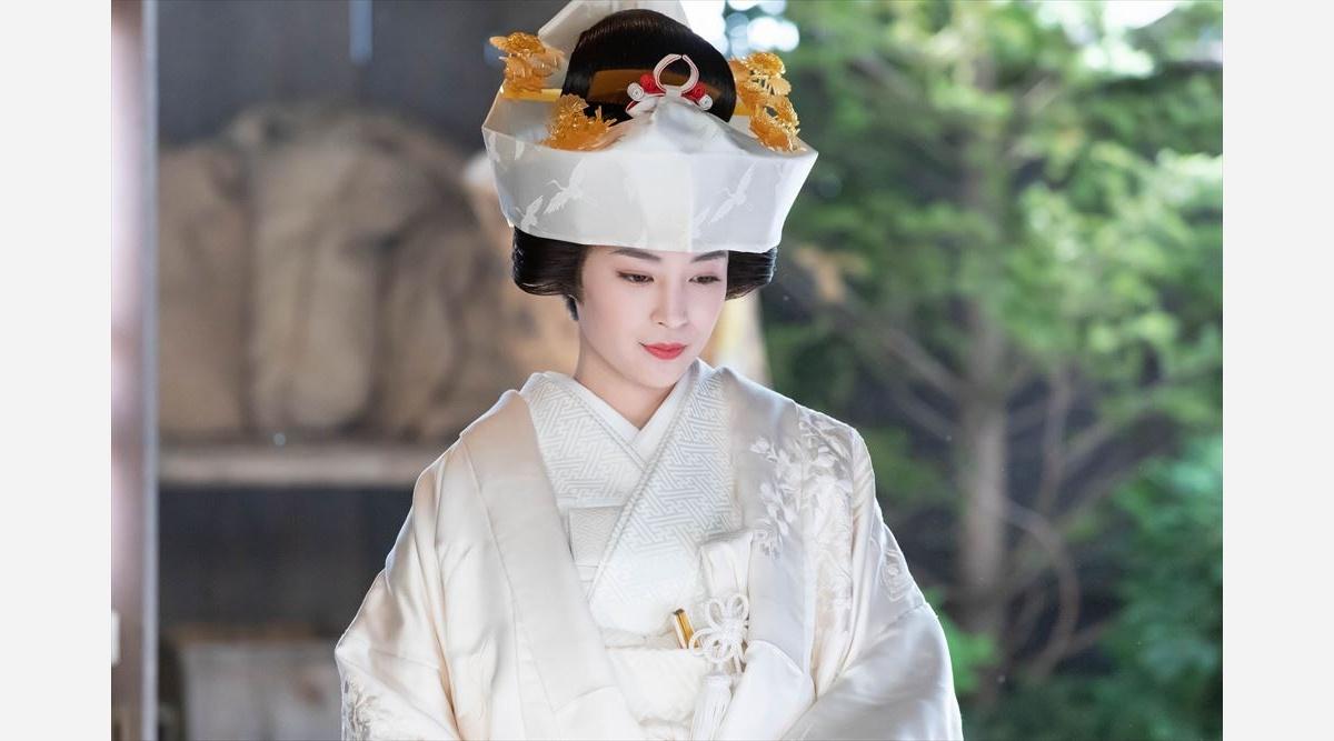 なつぞら】広瀬すず=なつの花嫁姿公開 | ORICON NEWS