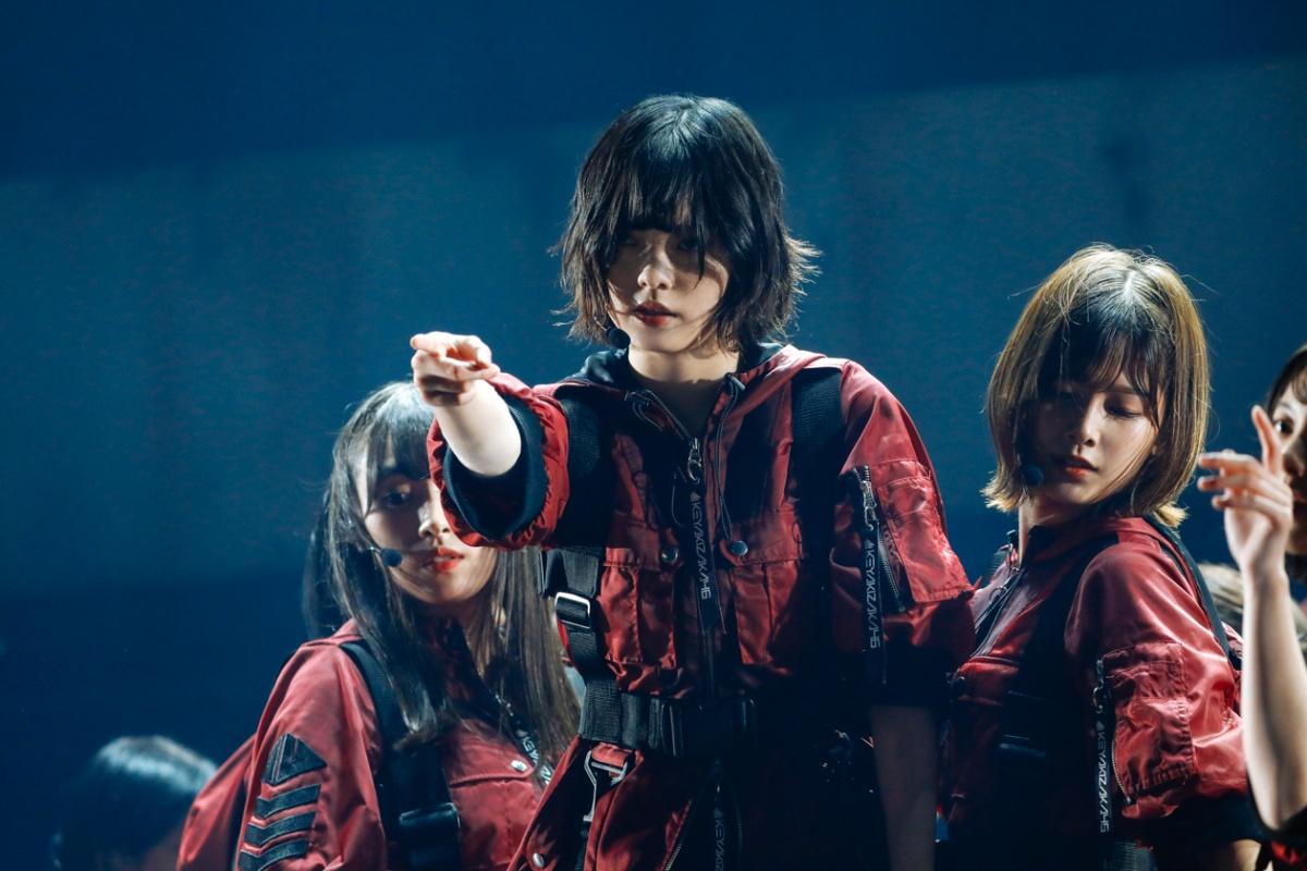 欅坂46 初東京ドームで2日間10万人熱狂 1年9ヶ月ぶり 不協和音