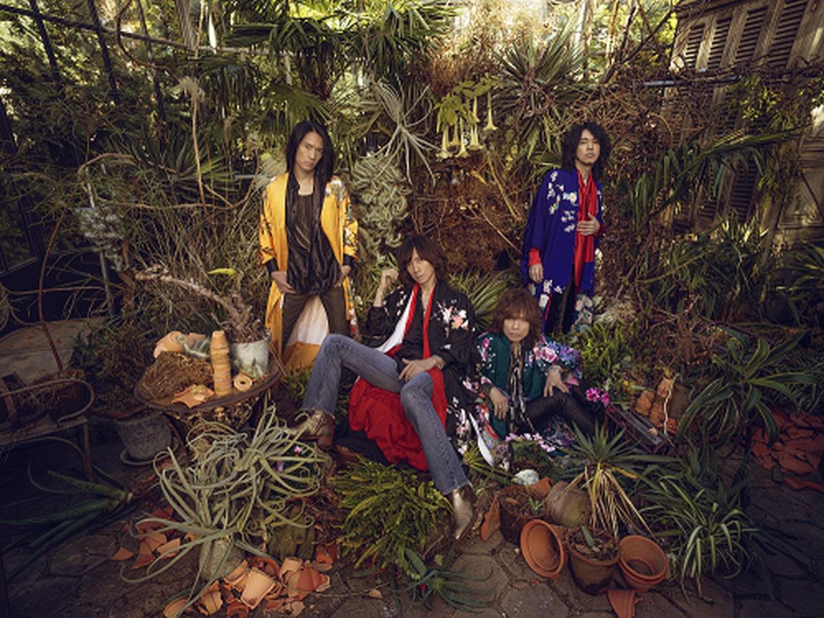イエモン 4年越し新曲 未来はみないで 初披露 配信リリース Oricon News