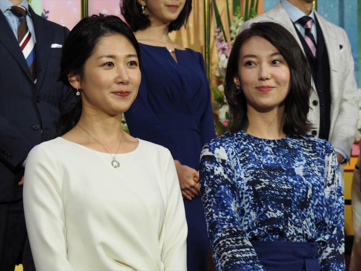 NHKニュース、桑子真帆・和久田麻由子アナ 朝と夜の顔がチェンジ ...