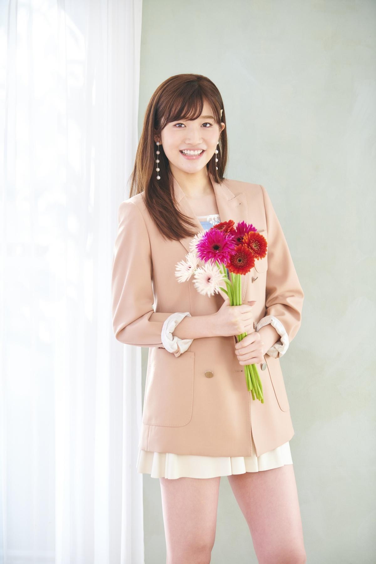 旭化成 今年の 顔 に21歳 現役女子大生の橘遥菜 事務所所属1年で大抜てき Oricon News