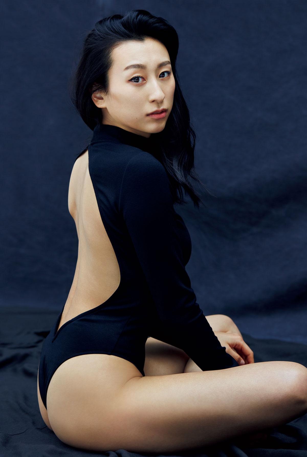 今週の美女news 浅田舞7年ぶりグラビア 井上咲楽 桃月なしこ 新田あゆなが美bodyで魅了 Oricon News