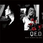Q.E.D.(DVD付/ジャケットA)