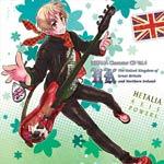 ヘタリア キャラクターCD Vol.4 イギリス(絶対不敗英国紳士)