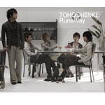 Runaway/My Girlfriend〔YUCHUN from 東方神起〕