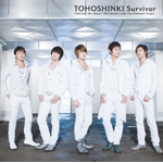 "Survivor -090325 4th Album ""The Secret Code""Pre-Release Single-【初回限定生産】"