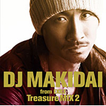 DJ MAKIDAI from EXILE Treasure MIX 2