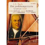 J.S.バッハ:平均律クラヴィーア曲集 1巻&2巻