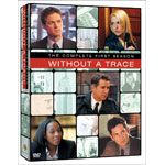 WITHOUT A TRACE/FBI 失踪者を追え!〈ファースト・シーズン〉コレクターズ・ボックス