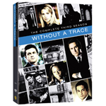 WITHOUT A TRACE/FBI 失踪者を追え!〈サード・シーズン〉コレクターズ・ボックス