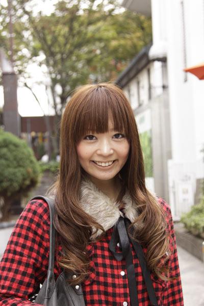 注目GIRL 石田千尋さん 2009-11-17 7ページ目   ORICON NEWS