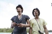 DVD『HT 〜赤道の真下で、鍋をつつく〜』のワンシーン