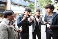 2PMと2AMが出演のレギュラー番組レギュラー番組『2PM&2AM Wander Trip』カット