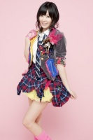 SKE48の金子栞 (写真:草刈雅之)