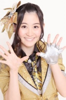 NMB48の上西恵  撮影:鈴木健太