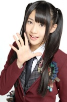SKE48の木?ゆりあ  撮影:鈴木健太