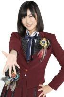 SKE48の向田茉夏  撮影:鈴木健太