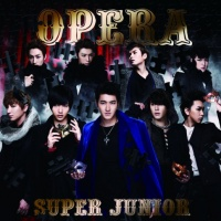 SUPER JUNIORのシングル「Opera」【DVD付】