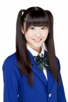 NMB48 チームMの川上礼奈.