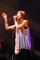 『oricon Sound Blowin'2012〜spring〜』 安田奈央