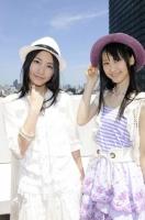 SKE48(左から)松井珠理奈、松井玲奈  (撮影:原田宗孝)